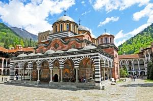 Rila Monastery, Bulgaria, 14th century